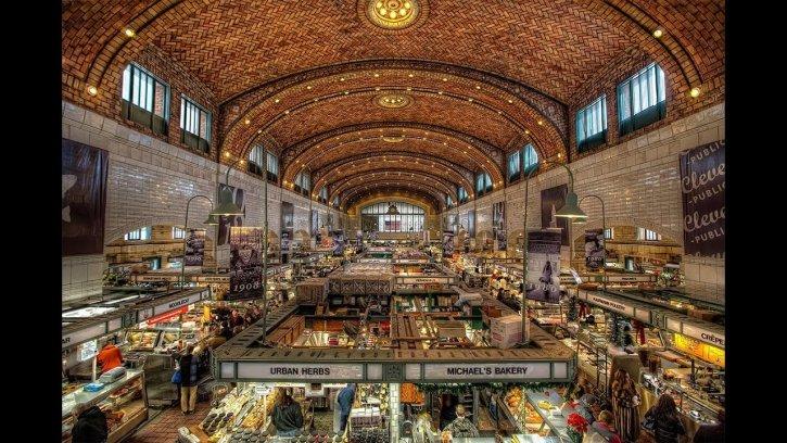 West Side Market Cleveland Ohio