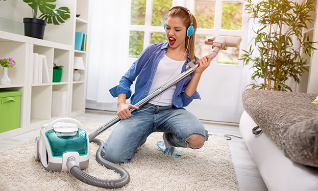 lending your vacuum cleaner illegal