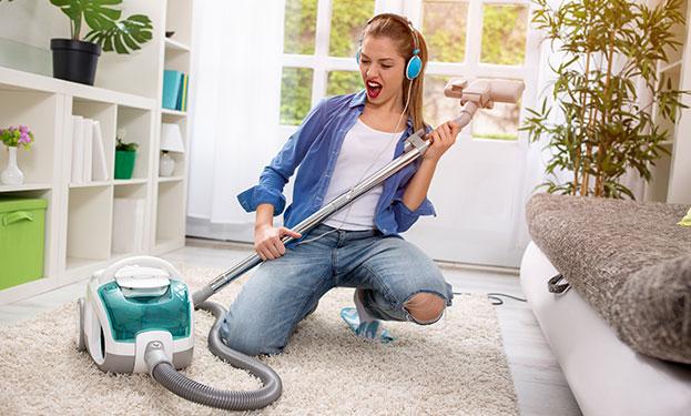 lending your vacuum cleaner illegal