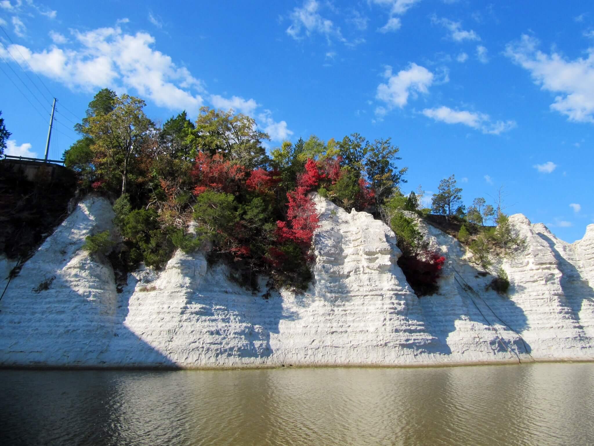 White Cliff of Epes, Alabama