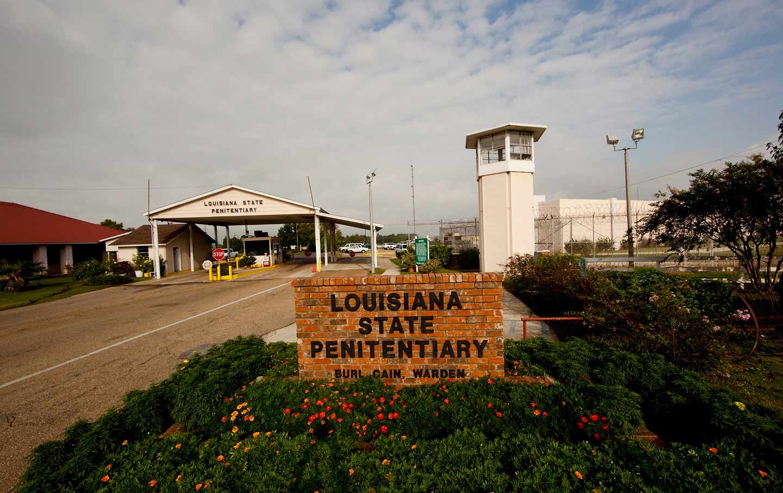 Louisiana State Penitentiary, Louisiana