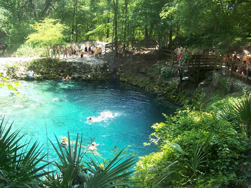 Madison Blue Spring State Park, Florida