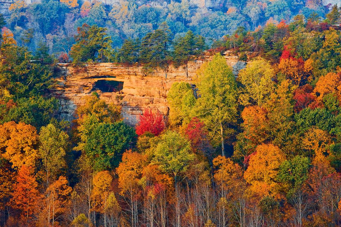 Red River Gorge, Kentucky