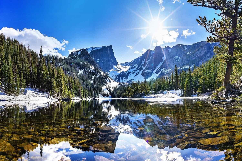 Rocky Mountain Natural Park, Colorado
