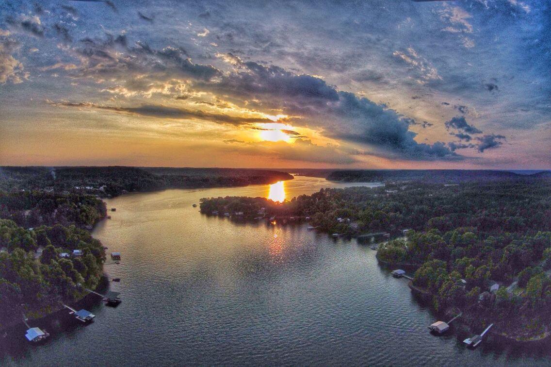Lewis Smith Lake, Alabama