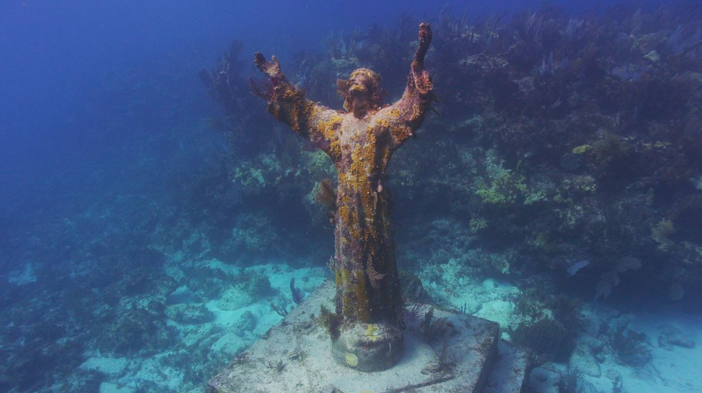 Christ of the Abyss, Florida