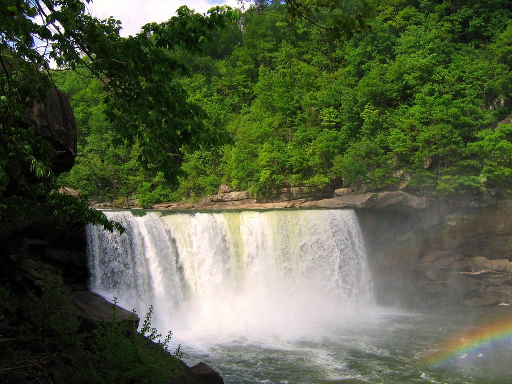 Cumberland Falls State Resort Park, Kentucky