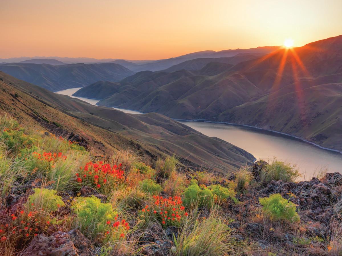 Hells Canyon Recreation Area, Idaho