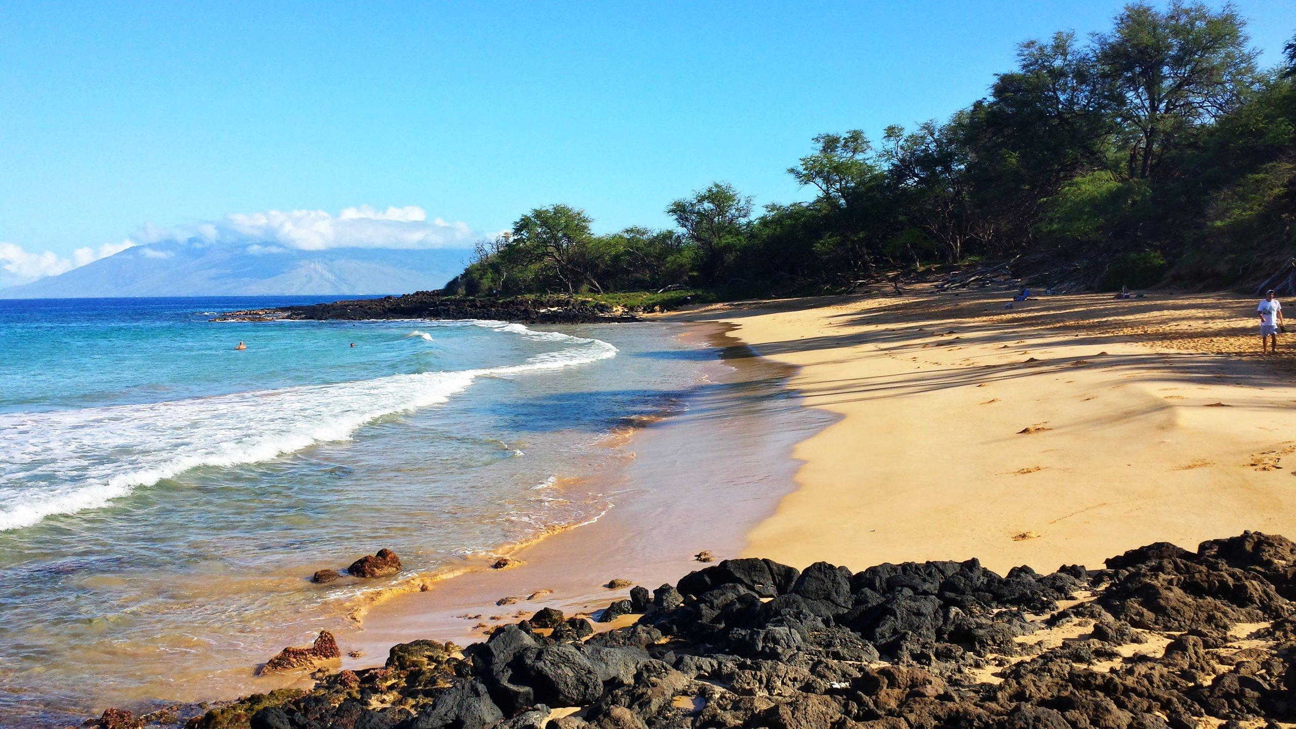 Makena Beach State Park, Hawaii