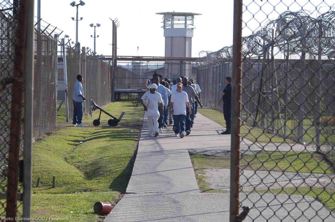 Angola Prison Rodeo, Louisiana