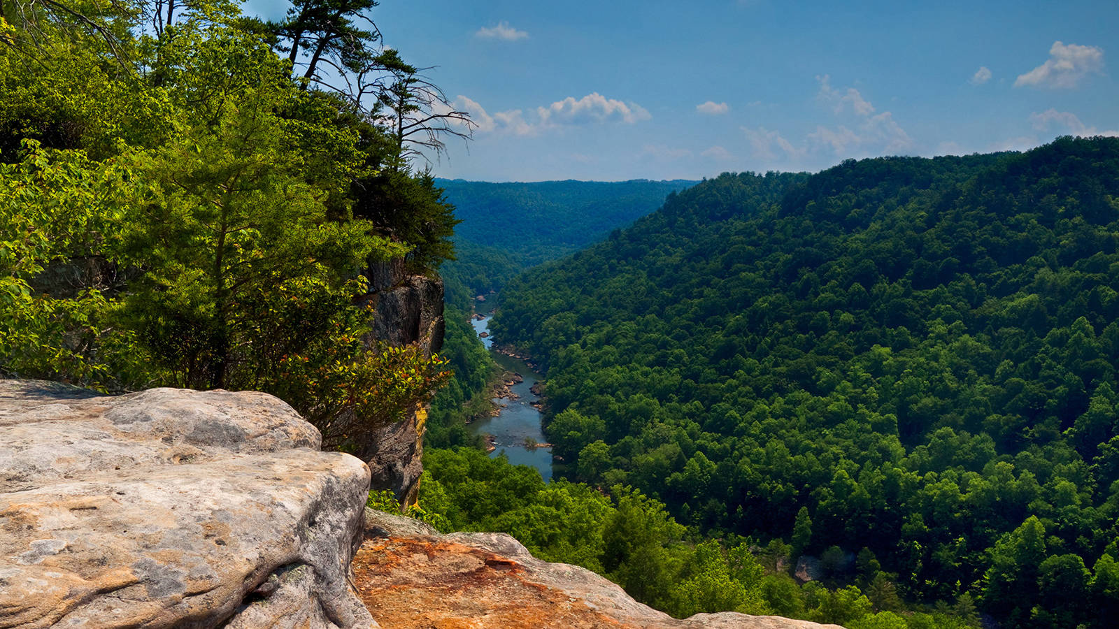 Big South Fork National River and Recreation Area, Kentucky