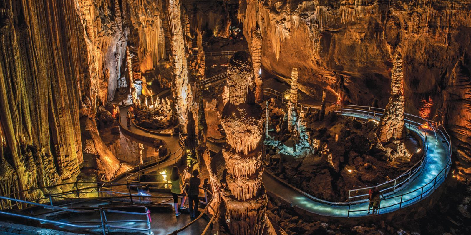 Blanchard Springs Caverns, Arkansas