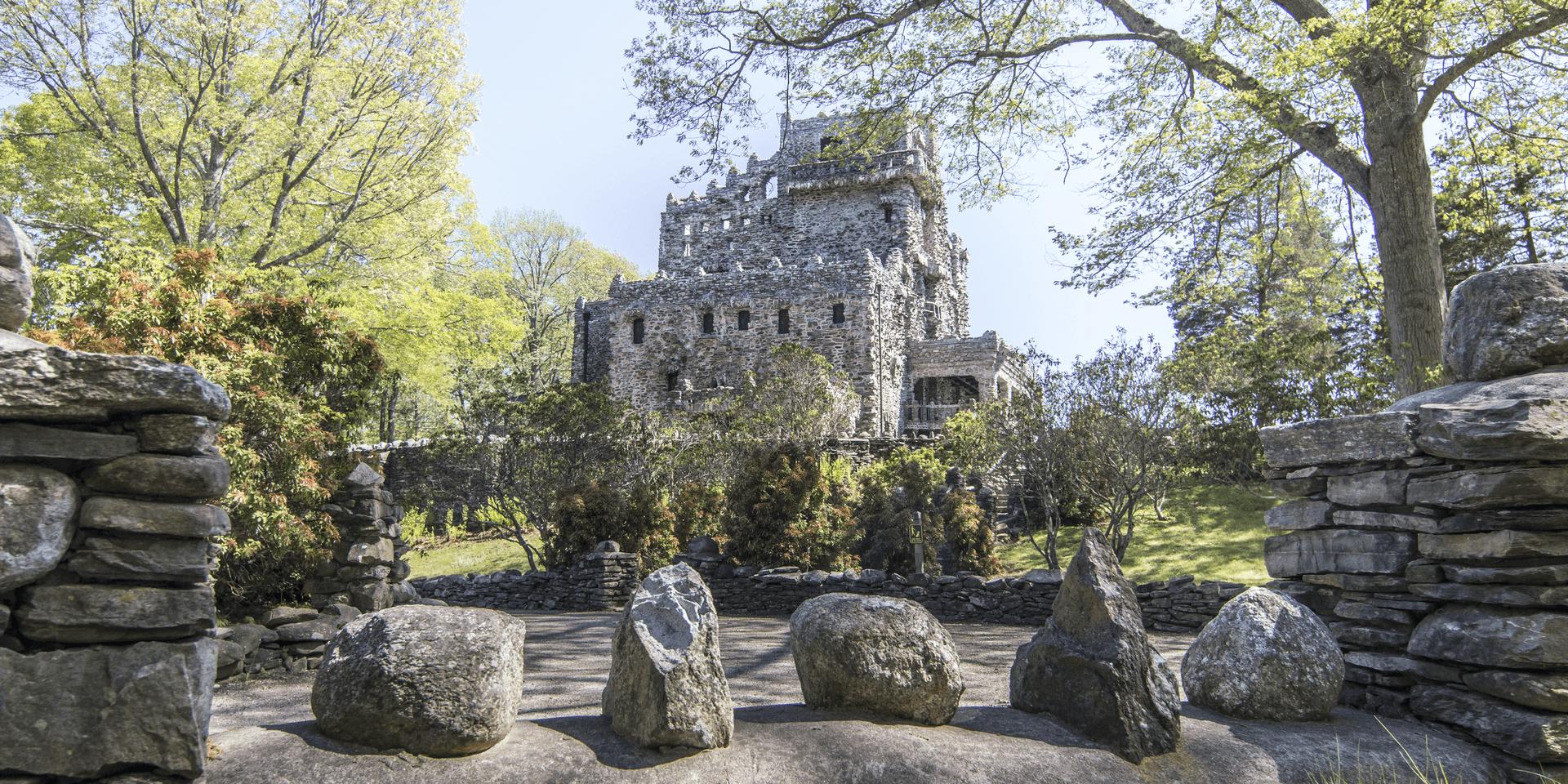 Gillette Castle, Connecticut