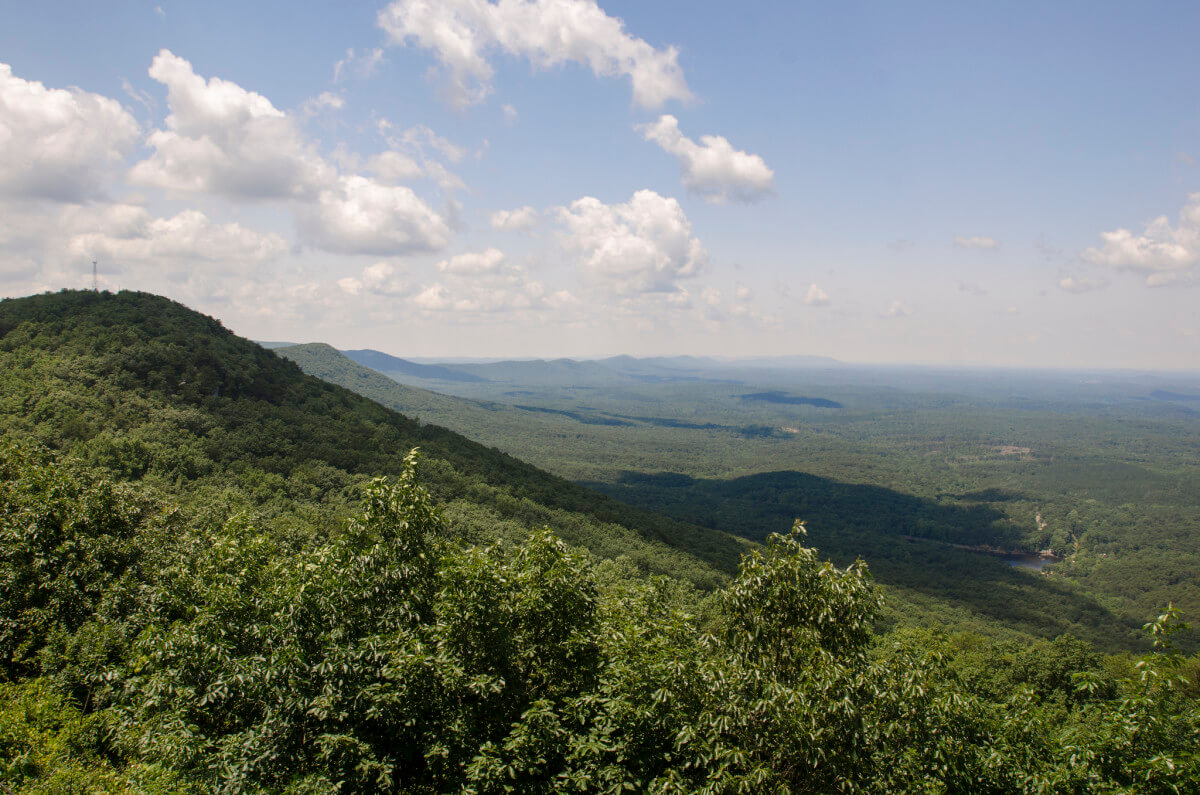 Cheaha Mountain, Alabama