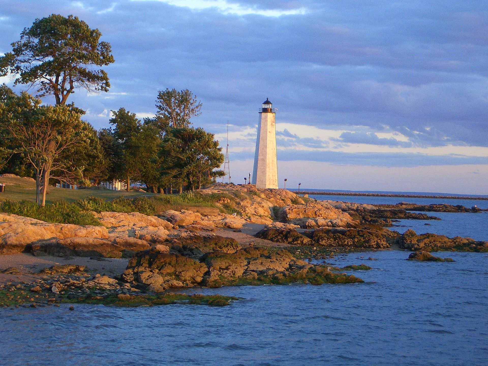Lighthouse Point Park, Connecticut