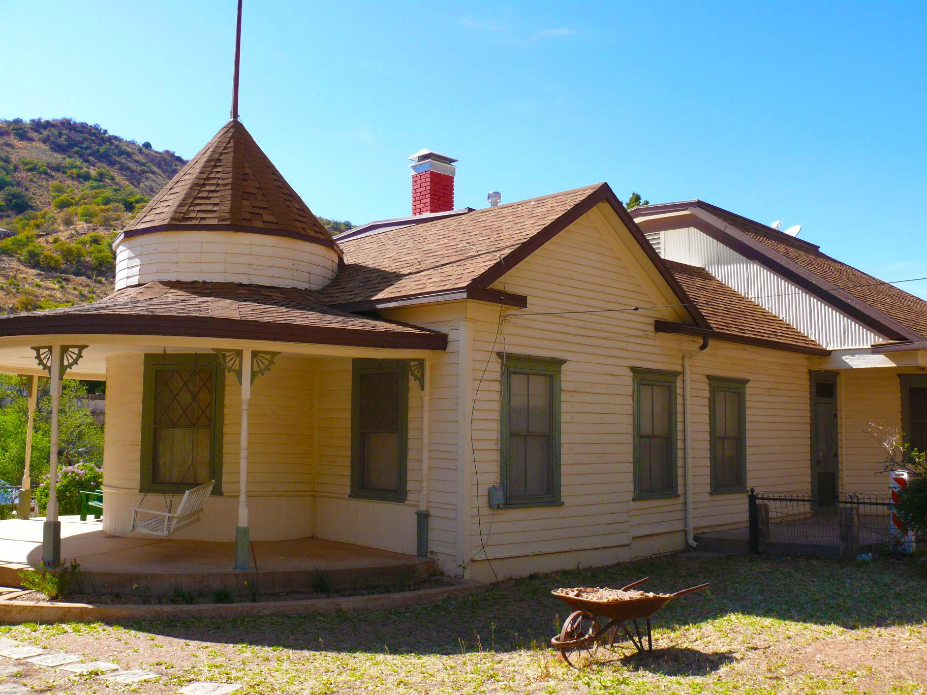 The Muheim Museum Heritage House.