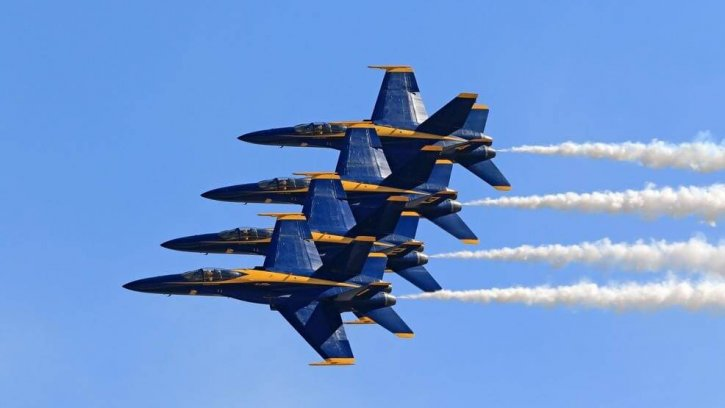 Blue Angels Air Show Pensacola