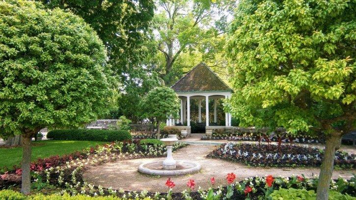Boerner Botanical Gardens Wisconsin