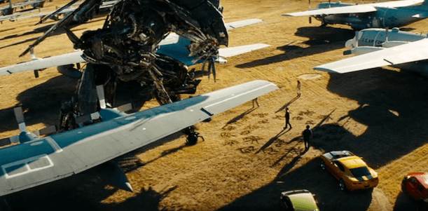 Transformers Arizona Spots That Appeared on the Big Screen