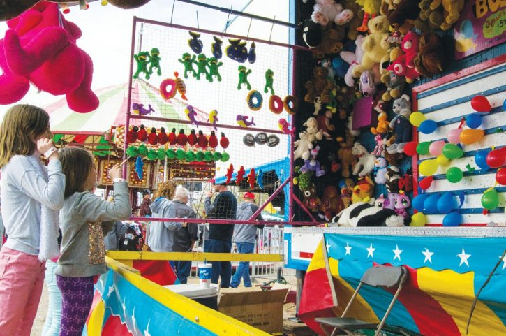 Havasu Festival Carnival Games