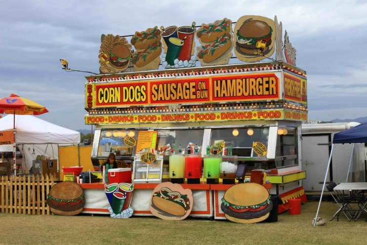 Havasu Festival Food