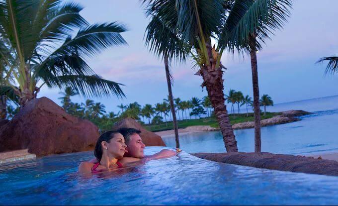 Hawaii Romantic Destination Aulani Resort Hawaii