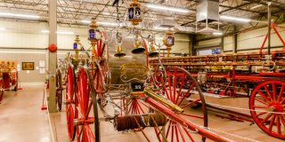 See How Firefighting Was Done Back in the Day at This Phoenix Museum