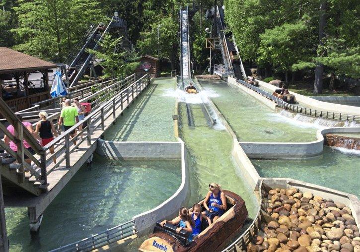Knoebels Amusement Park Pennsylvania