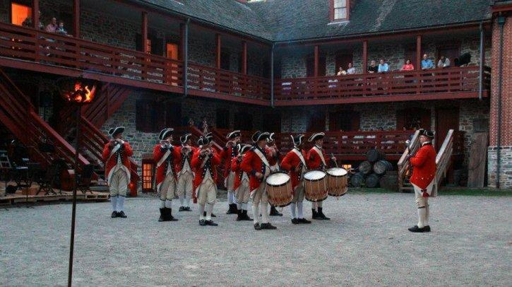 Old Barracks Museum Trenton