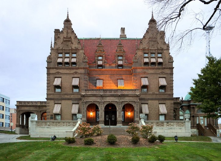 Pabst Mansion Wisconsin