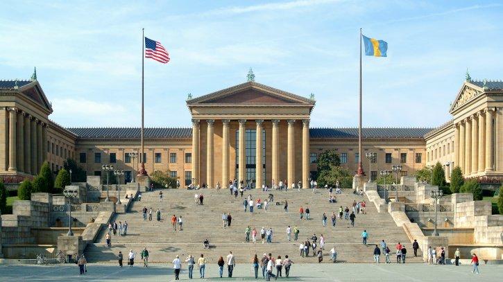 Philadelphia Museum of Art Pennsylvania
