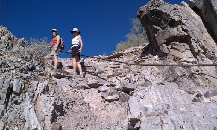 Piestewa Peak Trail Arizona