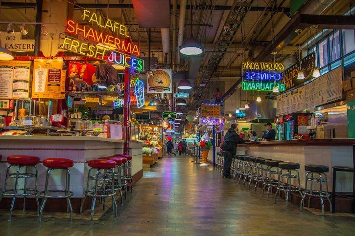 Reading Terminal Market Pennsylvania