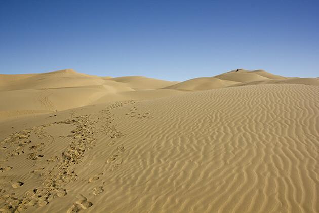 Return of the Jedi Sandy Desert Dunes Arizona