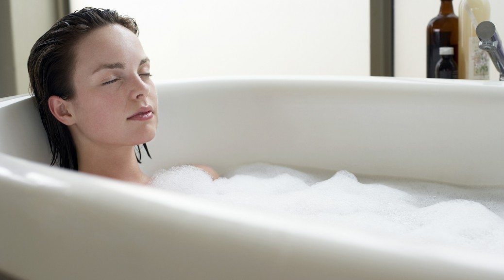 taking a bath illegal