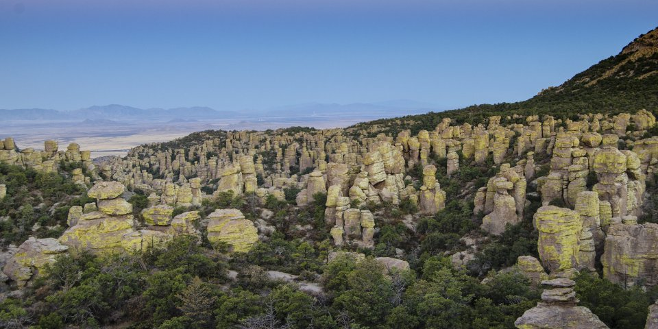 Chiricahua National Monument is one of the national parks in Arizona still open during the coronavirus.