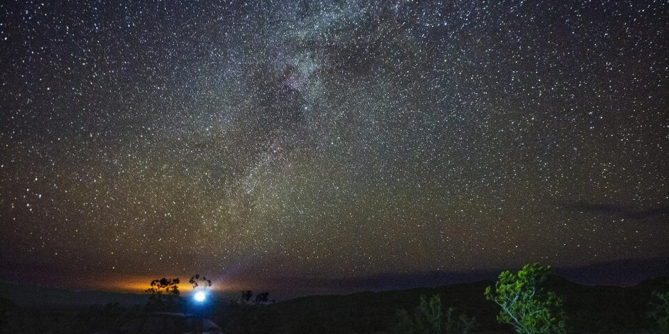 Devil's River State Natural Park Texas Stargazing