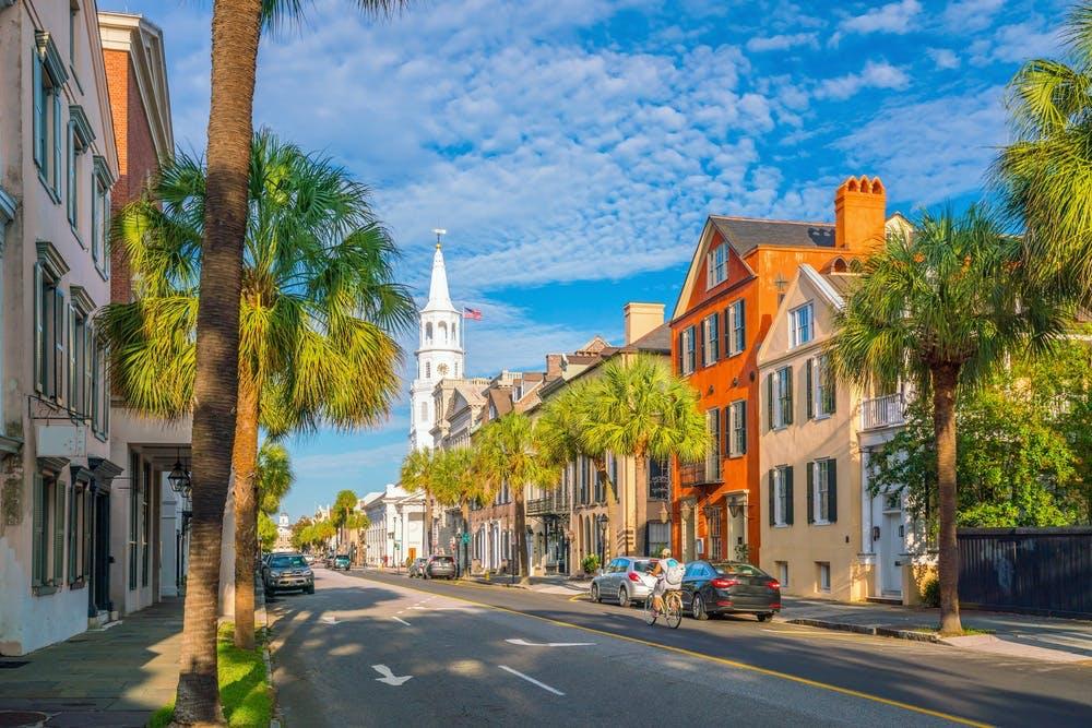 Charleston's Historic District, South Carolina