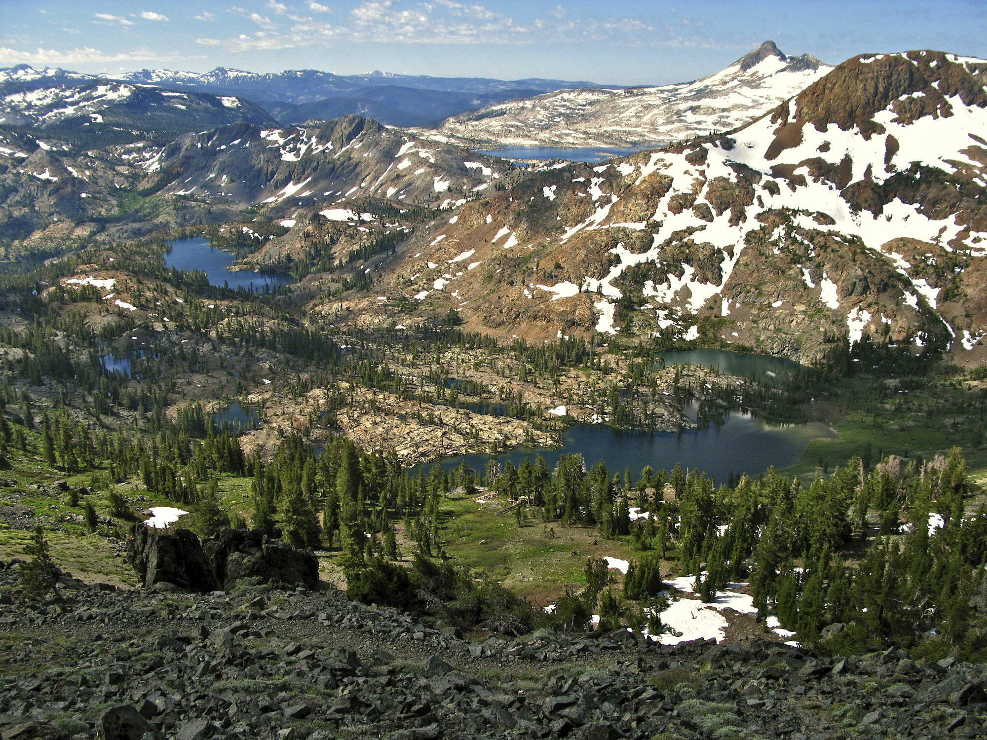 Pacific Crest Trail, Washington