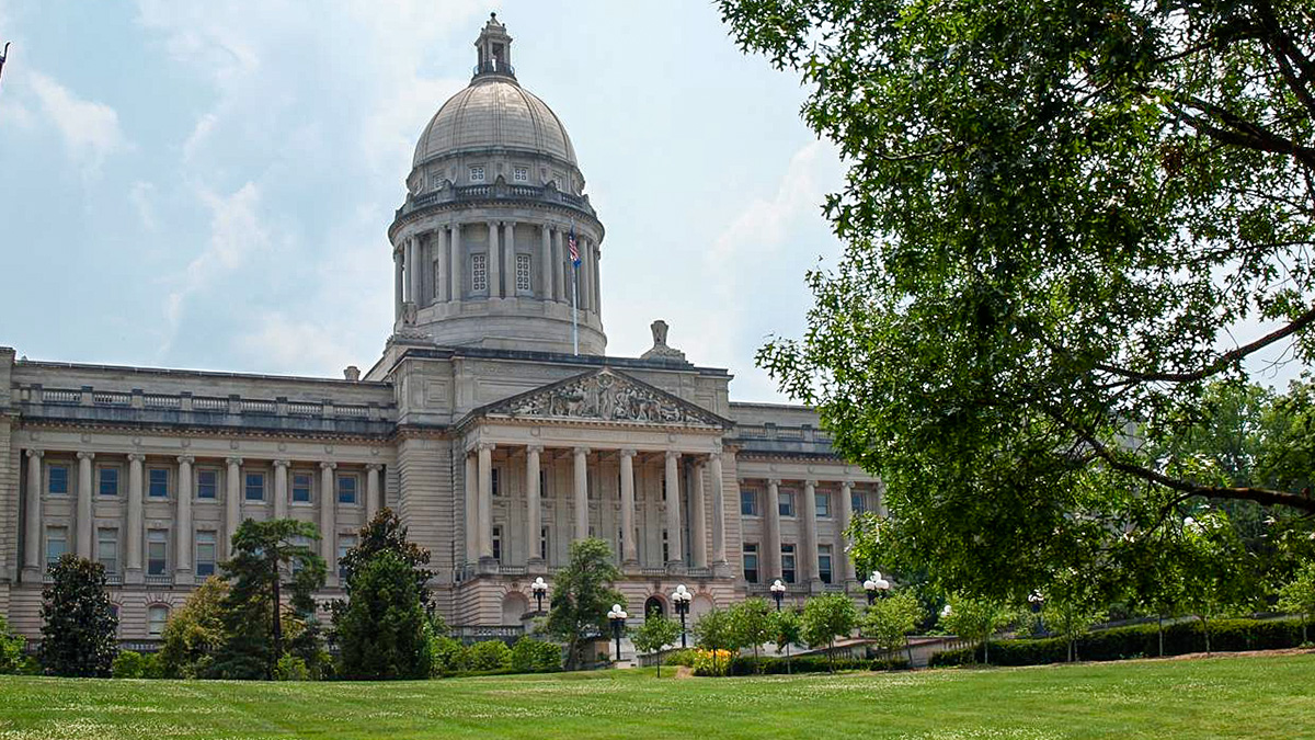 Old State Capitol, Frankfort, KY