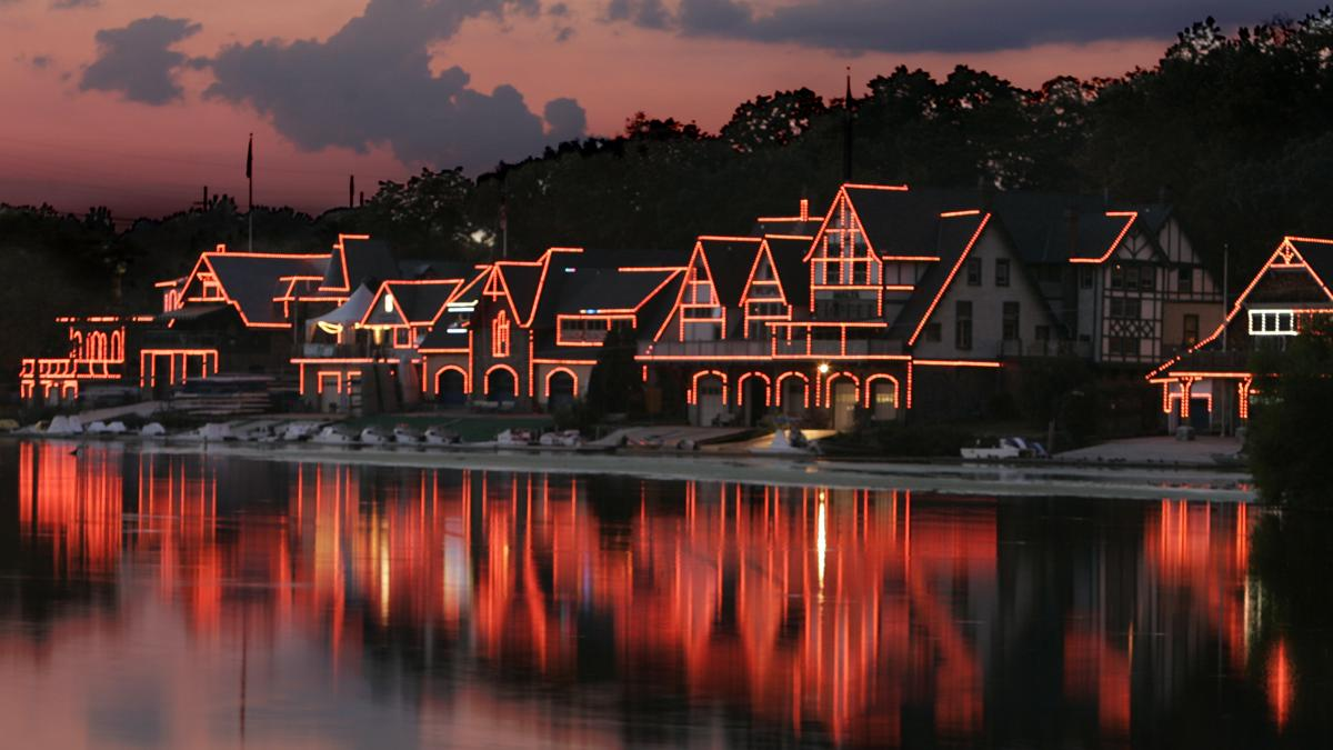 Boathouse Row, Pennsylvania