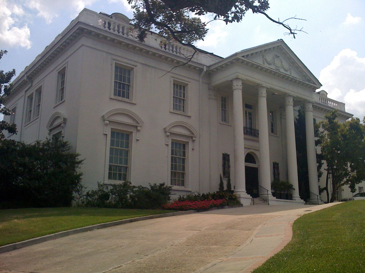 The Old Governor's Mansion, Baton Rouge, LA