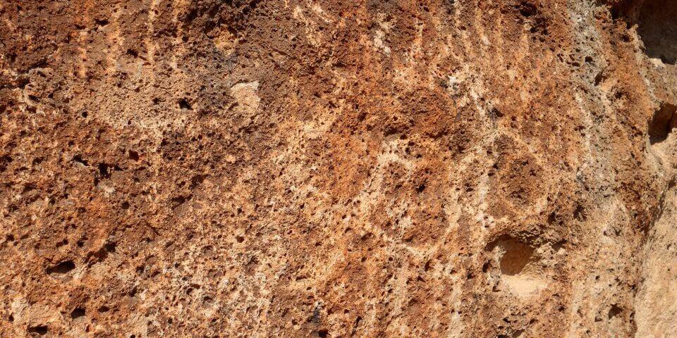 Petroglyphs in the Kofa Mountains.