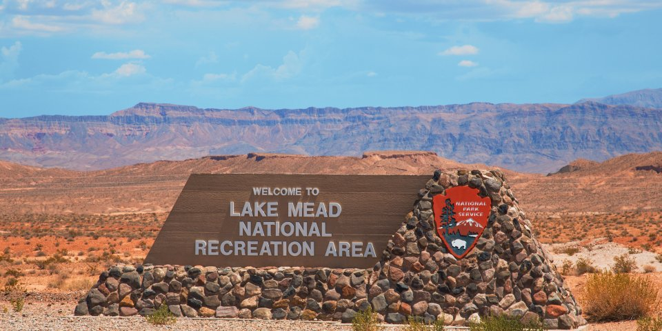 Lake Mead National Recreation Area is one of the national parks in Arizona still open during the coronavirus.
