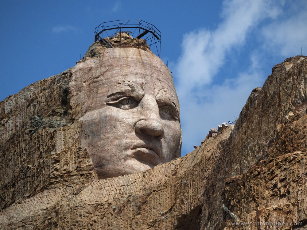 Crazy Horse Memorial, South Dakota