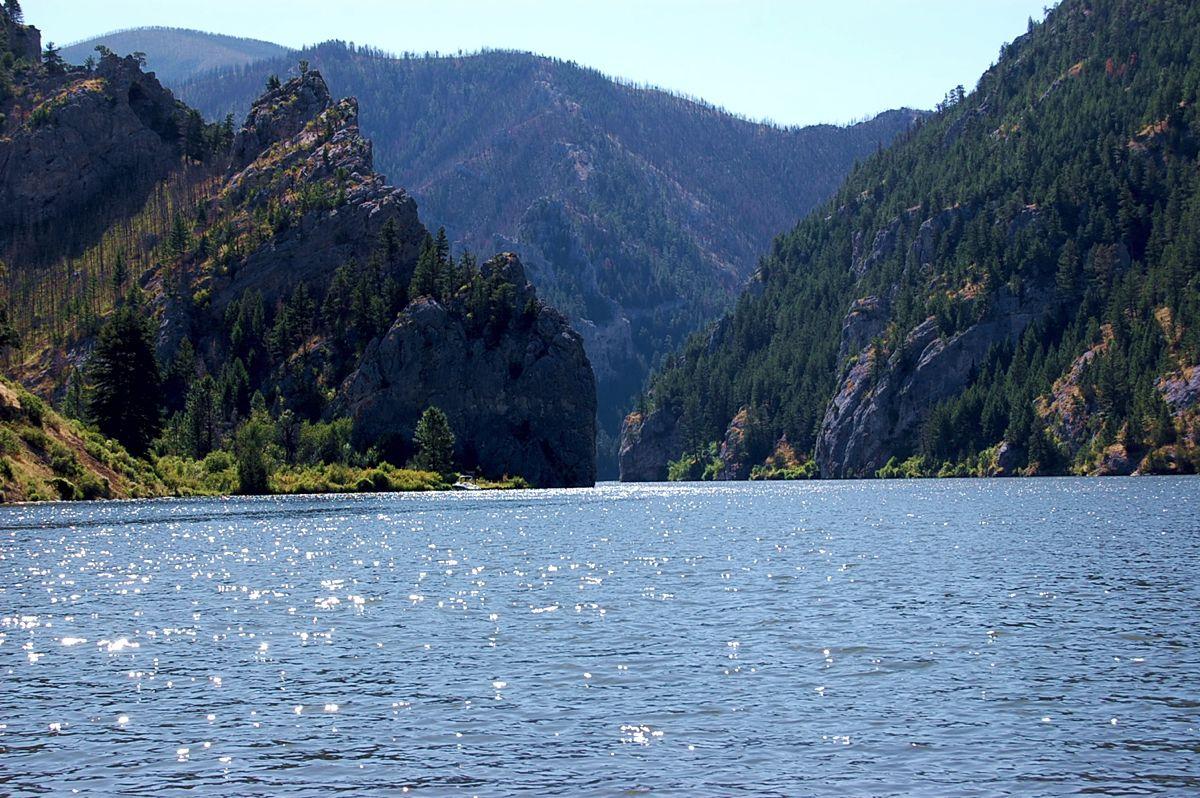 Gates of the Mountains Wilderness, Montana