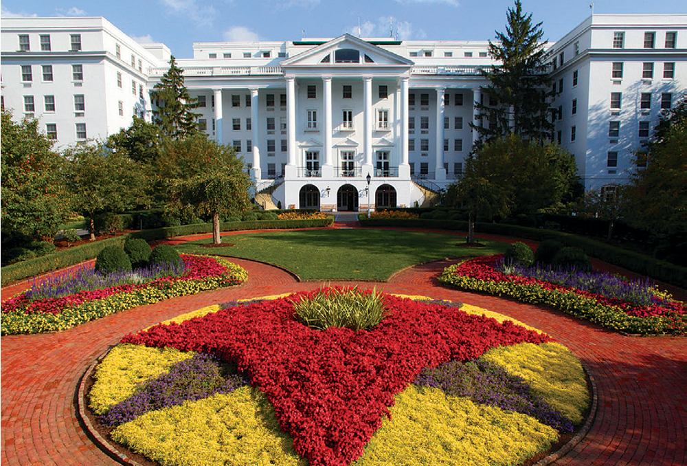 The Greenbrier, West Virginia
