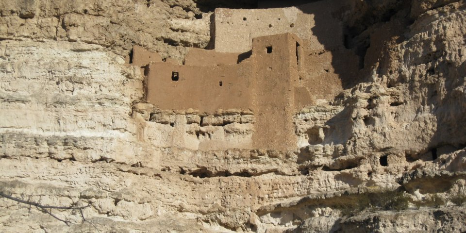 Montezuma Castle National Monument is one of the national parks in Arizona still open during the coronavirus.