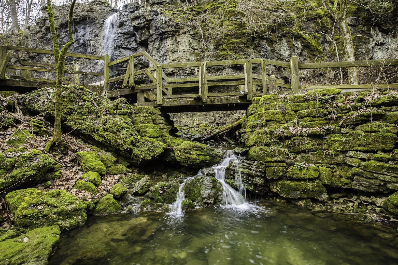 Clifton Gorge, Ohio