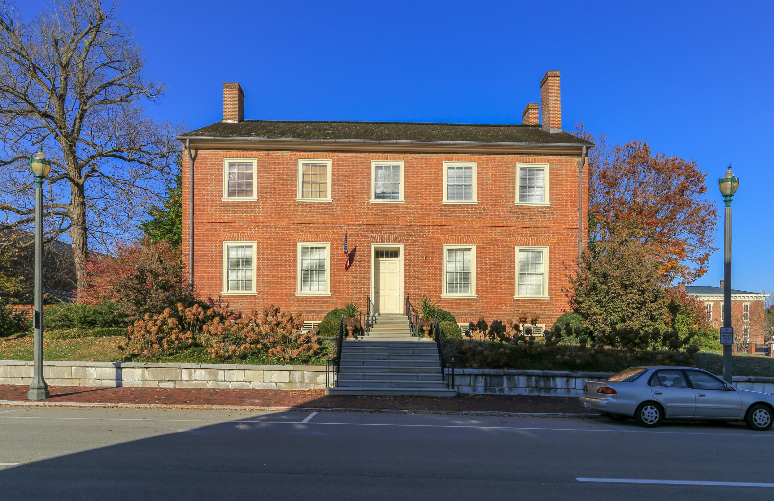 Old Governor's Mansion, Frankfort, KY